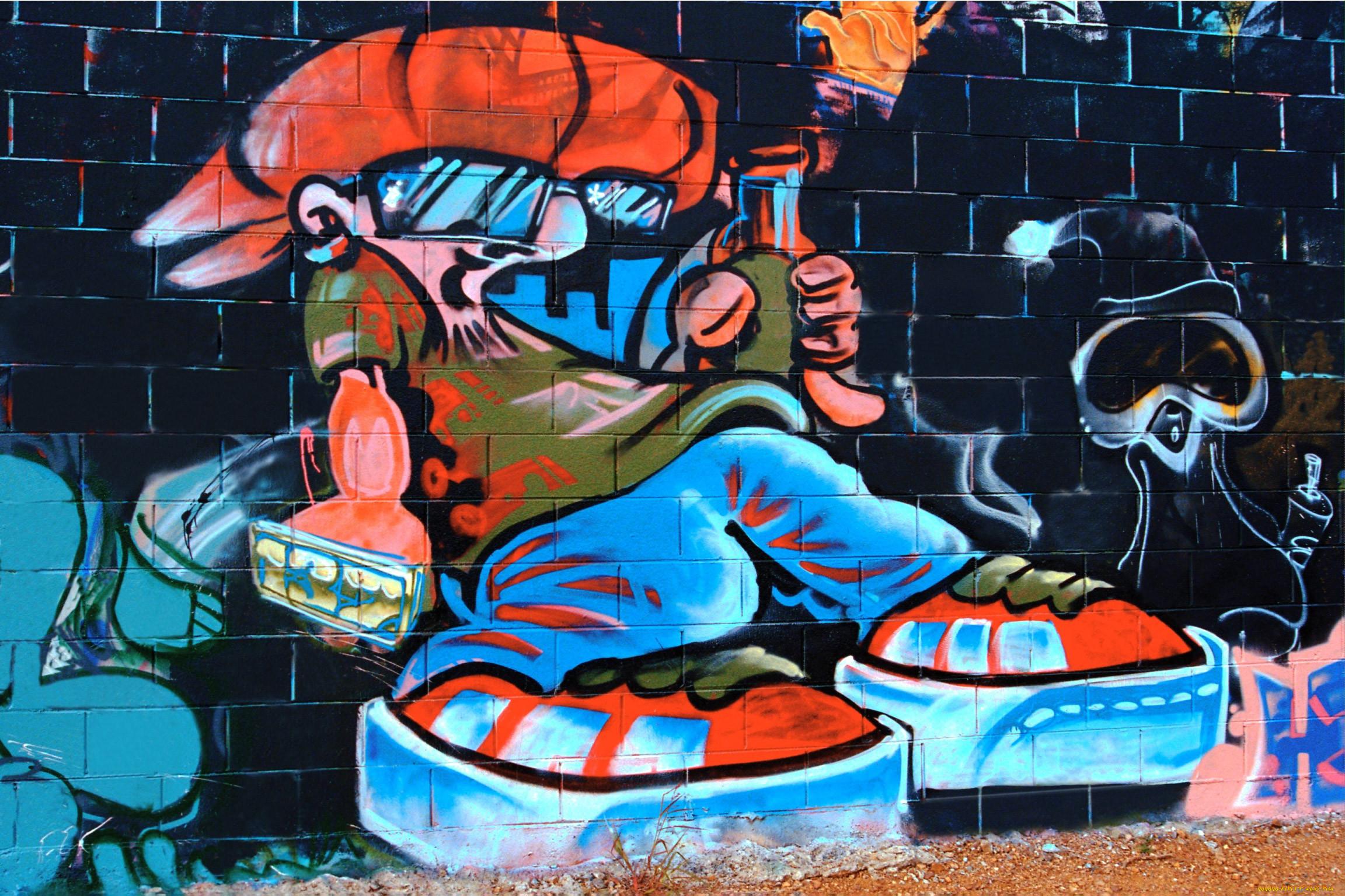 Картинки для вк в граффити